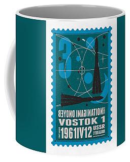 Starschips 03-poststamp - Vostok Coffee Mug
