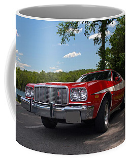 1974 Ford Troino Zebra 3 Coffee Mug by Tim McCullough