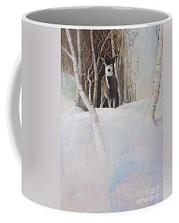 Startled Morning Coffee Mug