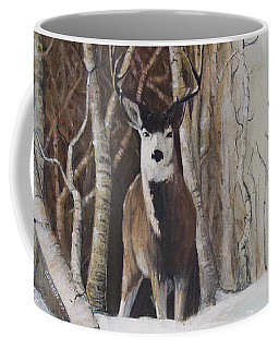 Startled Morning Coffee Mug