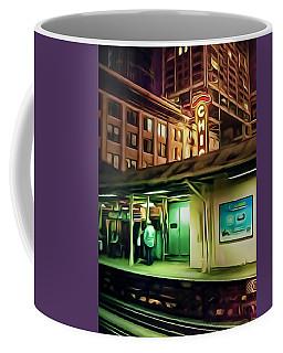 State And Lake Coffee Mug