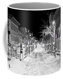 State Street Madison Coffee Mug