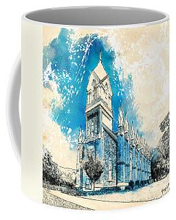 Stately Spires Coffee Mug