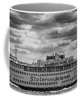 Staten Island Ferry 10484 Coffee Mug