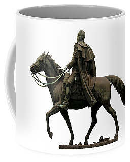 Statue Of Simon Bolivar Coffee Mug
