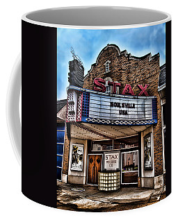 Stax Records Coffee Mug