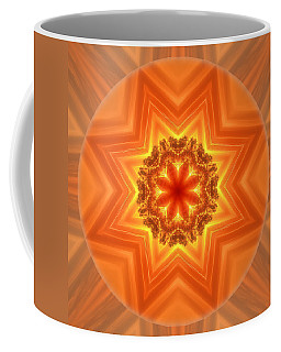 Stay Connected Mandala Coffee Mug