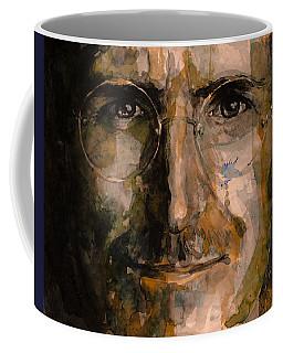 Steve... Coffee Mug by Laur Iduc