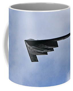 Coffee Mug featuring the photograph Stealth by John Freidenberg