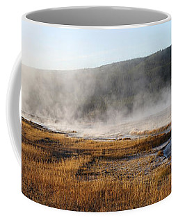Steam Creek Coffee Mug
