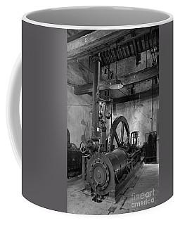 Steam Engine At Locke's Distillery Coffee Mug