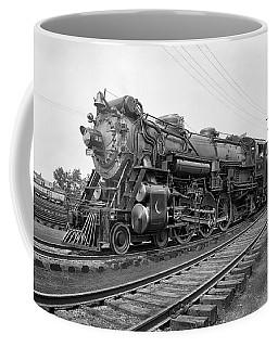 Steam Locomotive Crescent Limited C. 1927 Coffee Mug