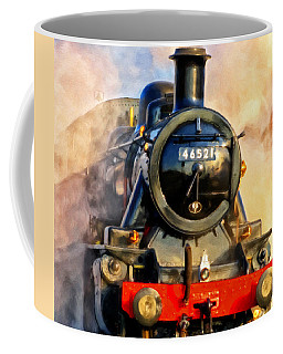 Steam Power Coffee Mug