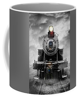 Steam Train Dream Coffee Mug