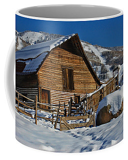Steamboat Barn Coffee Mug