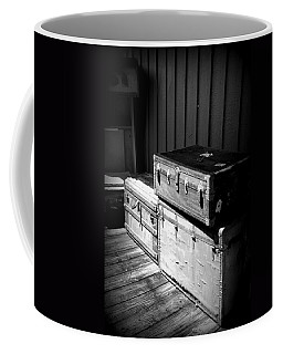 Steamer Trunks Coffee Mug