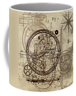 Steampunk Dream Series IIi Coffee Mug by James Christopher Hill
