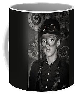 Steampunk Princess Coffee Mug