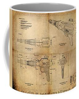 Steampunk Raygun Coffee Mug