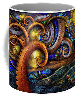 Steampunk - Starry Night Coffee Mug
