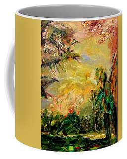 Steamy Cove Coffee Mug