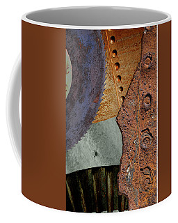 Steel Collage Coffee Mug
