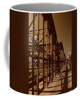 Steel Shadows Coffee Mug