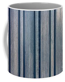 Steel Sheet Piling Wall Coffee Mug