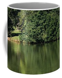 Steele Creek Park Reflections Coffee Mug