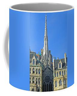Steeple Of Grace Episcopal Church Nyc Coffee Mug