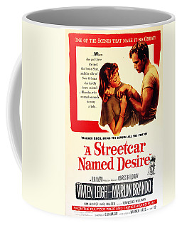 Stellaaaaa - A Streetcar Named Desire Coffee Mug