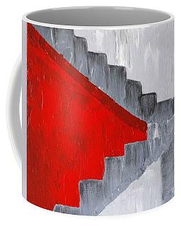 Step Up 2 Coffee Mug