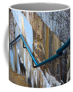 Stepping Outside The Lines Coffee Mug by Robyn King
