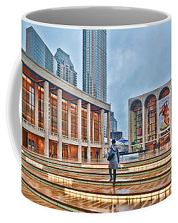 Steps To Fame Lincoln Center Coffee Mug
