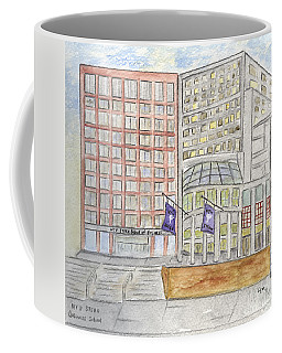 Nyu Stern School Of Business Coffee Mug