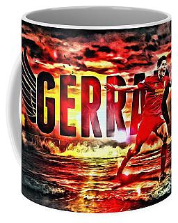 Steven Gerrard Liverpool Symbol Coffee Mug