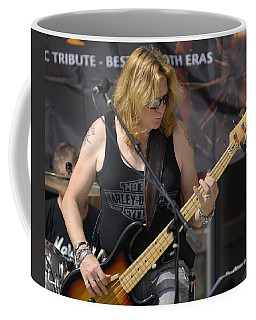Stevie Conlon Tnt Chicago Band Coffee Mug