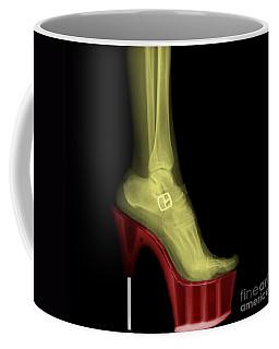Stiletto High-heeled Shoe Coffee Mug