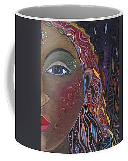 Still A Mystery Coffee Mug by Helena Tiainen