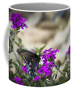 Still Beautiful Swallowtail Coffee Mug