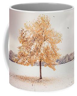 Still Dressed In Fall Coffee Mug