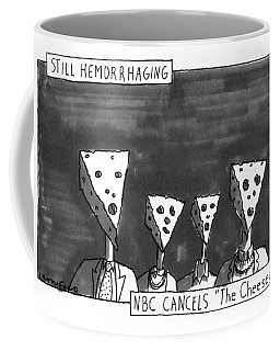 Still Hemorrhaging Coffee Mug