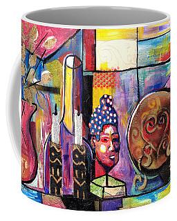 Still Life  / Carols Mantel Coffee Mug