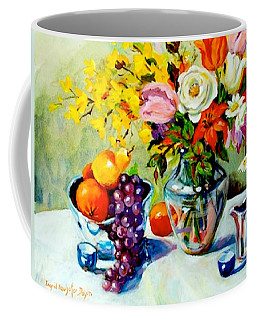 Still Life Creamer Coffee Mug