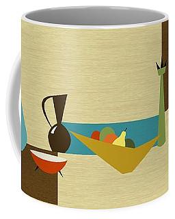 Coffee Mug featuring the digital art Still Life by Donna Mibus