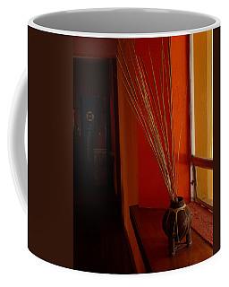 Coffee Mug featuring the photograph Still Life In Baja by Alan Socolik
