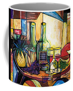 Still Life / Sharons' Feast Coffee Mug