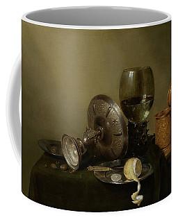 Still Life With A Gilt Cup Coffee Mug