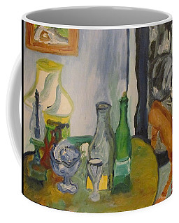 Still Life  With Lamps Coffee Mug