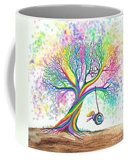 Still More Rainbow Tree Dreams Coffee Mug